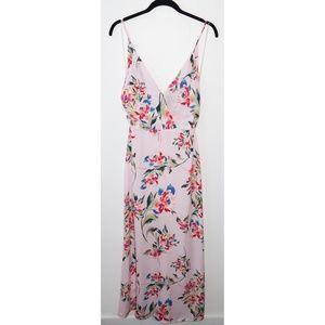 NWT LUSH FLORAL MAXI DRESS